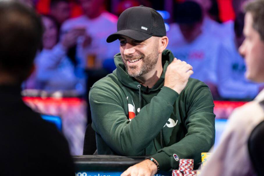 Pôquer Garry Gates WSOP Main Event 2019