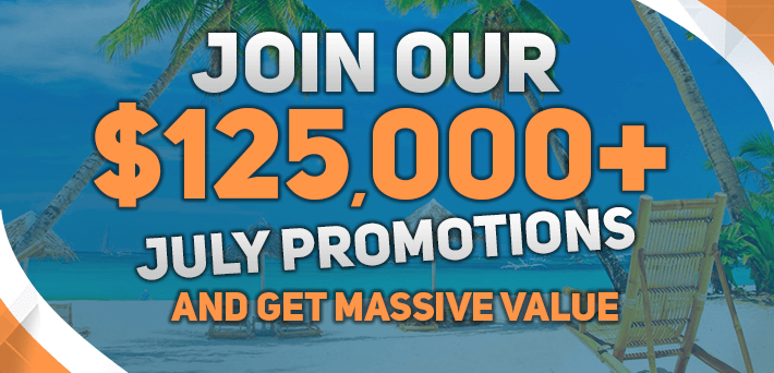 More than €125,000 GTD in Exclusive VIP-Grinders Promotions A!