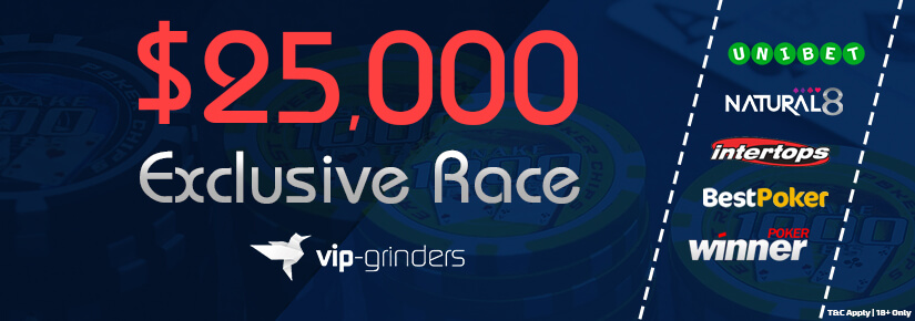 $25,000 Exclusive Race March