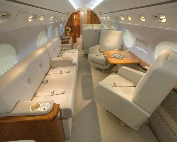 MGM-private-jet