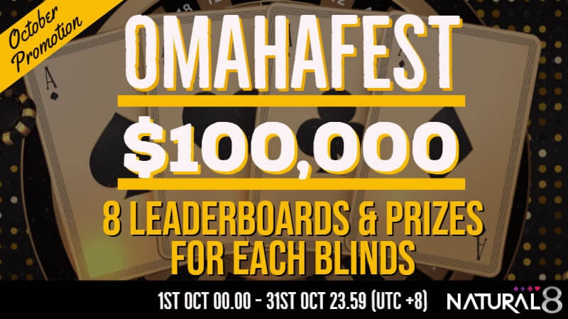 $100,000 up for grabs in the Omahafest at GG Network