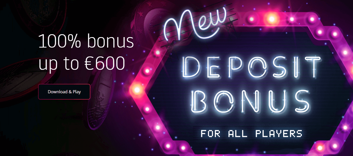 Run It Once Deposit Bonus