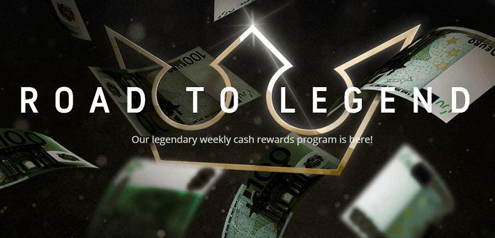 Run It Once Poker launches new rewards program called Legends