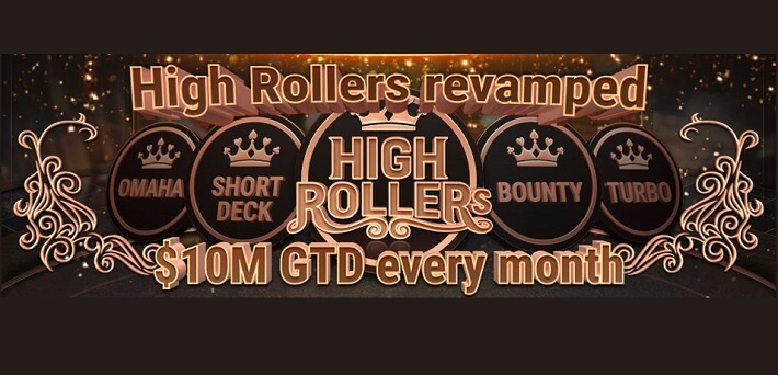 GGNetwork High Rollers Revamped - 10 Million Dollar GTD Every Month-1