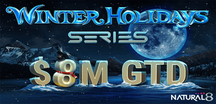 $8,000,000 up for grabs at the Winter Holidays Series at GGNetwork