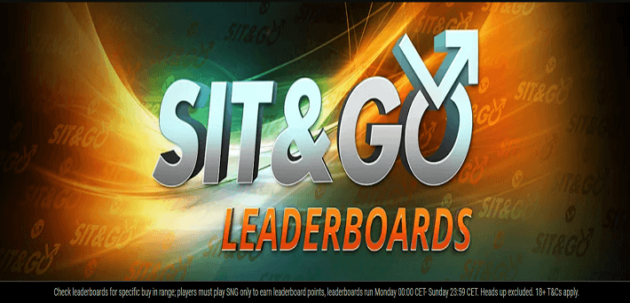 partypoker launches weekly $23,500 Sit & Go Leaderboards!
