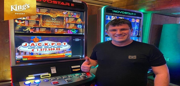 Leon Tsoukernik cracks monster $1,530,500 Slots Jackpot at CAPT Seefeld