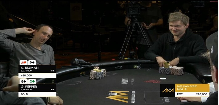 Watch the Final Table of the 2020 Aussie Millions Main Event live with holecards here!