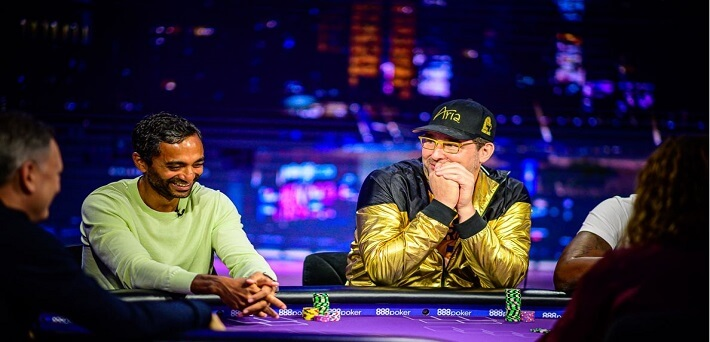 Phil Hellmuth loses heaps playing high stakes against billionaire Chamath Palihapitiya on his private jet