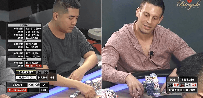 Poker Hand of the Week - Garrett Adelstein folds a Full House in a $200,000 Pot!