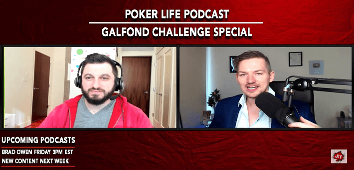 Phil Galfond talks losing $900,000 in the Galfond Challenge and if he continues the match against Venividi1993 on the Poker Life Podcast