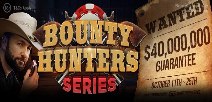 $40,000,000 GTD at the Bounty Hunter Series at GGNetwork