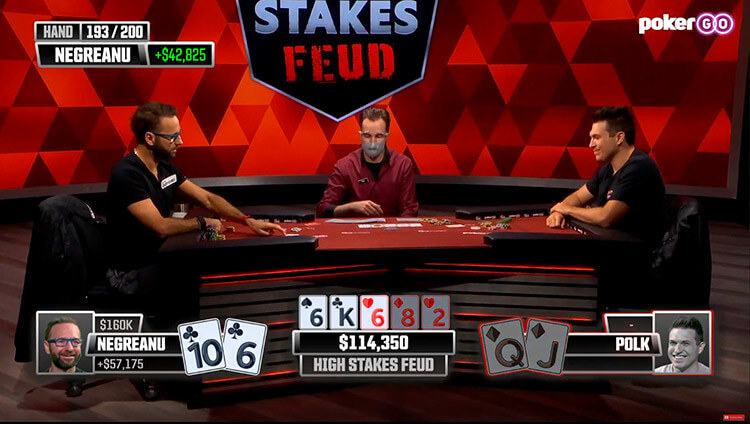 Daniel Negreanu challenges Phil Hellmuth to an online heads-up match