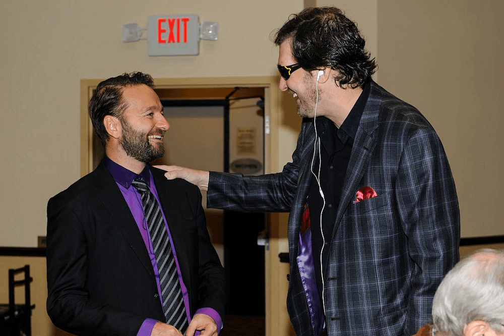 Daniel Negreanu bets $400,000 that Phil Hellmuth can't beat $25K ARIA tournaments
